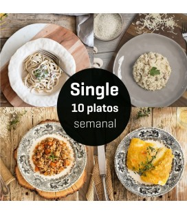 Menú Single 10 platos semana 2