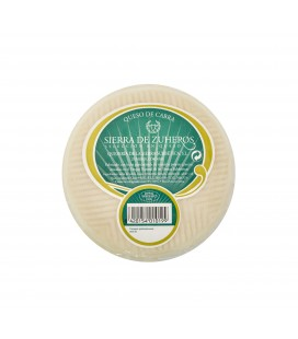 Queso de Cabra Semicurado Natural - 360 g.