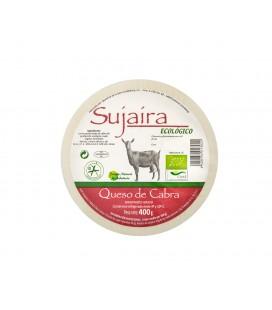Queso de Cabra Ecológico Semicurado - 400 g.