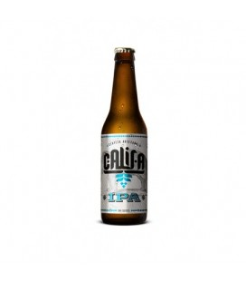 Cerveza Artesana Califa IPA Pack de 12 botellas de 33 cl.