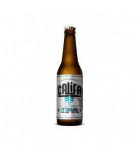 Cerveza Artesana Califa IPA Pack de 12 botellines de 33 cl.