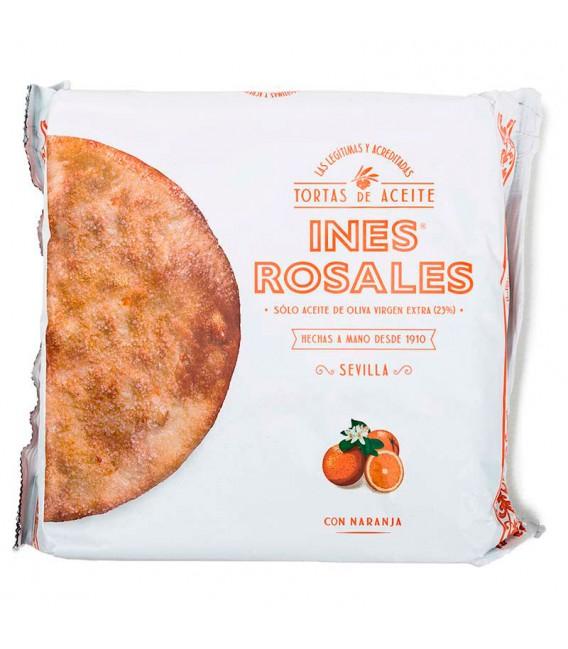 Torta de aceite original Ines Rosales - 6 ud