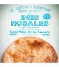 Torta de aceite con canela Ines Rosales - 6 ud - 180 g.