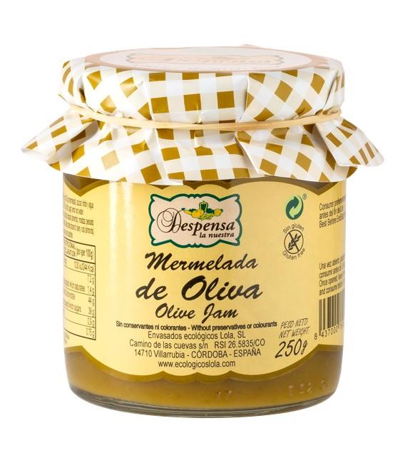 Mermelada De Oliva