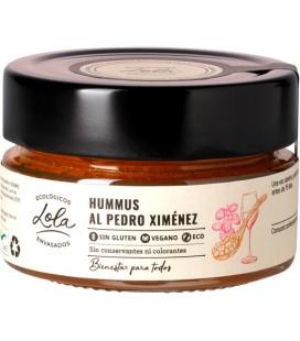 Hummus al Pedro Ximénez