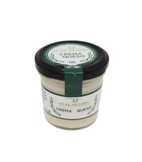 Crema Queso Cabra natural tarro 100 gr.
