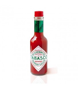 Tabasco Rojo 60 ml.