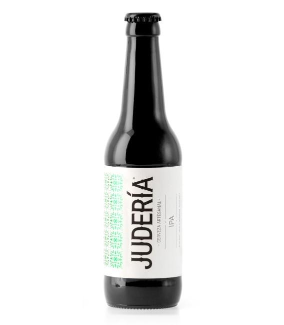 Cerveza Artesana Judería IPA - 33 cl.