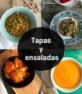Tapas y ensaladas