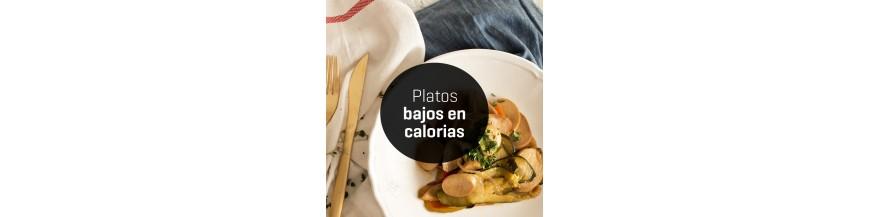 Bajos en calorías