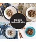 Menús bajos en carbohidratos