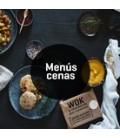 Menús para Cenas