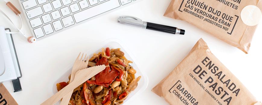 Ideas para comer sano en la oficina