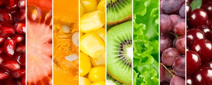 Comer colores con Miplato: 4 recetas con antioxidantes