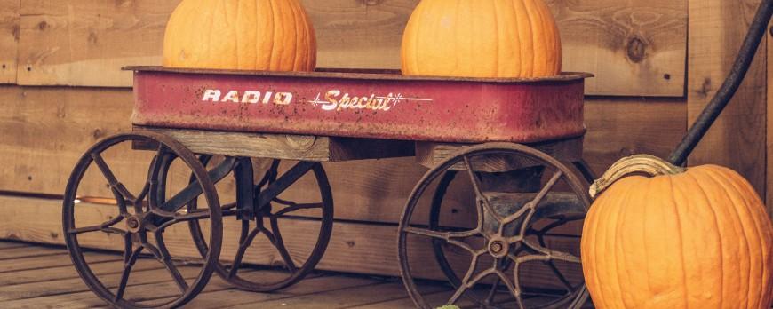 Otra forma de celebrar Halloween: recetas con calabaza
