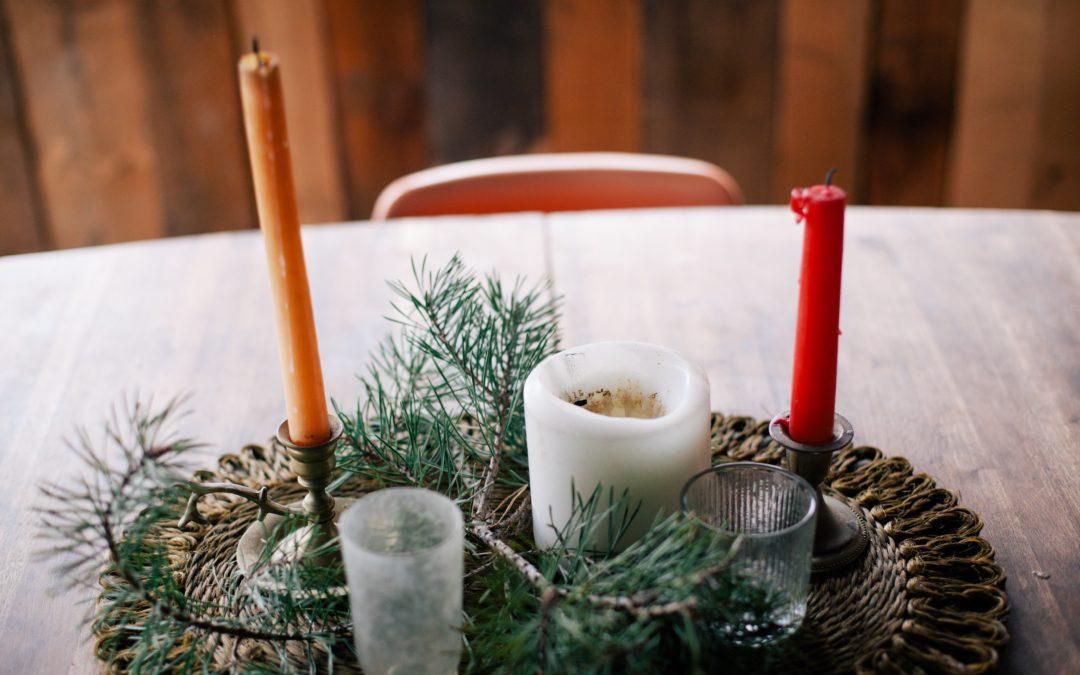 Comida sana entre semana, el truco para sobrellevar la Navidad