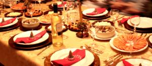gastronomia navideña española