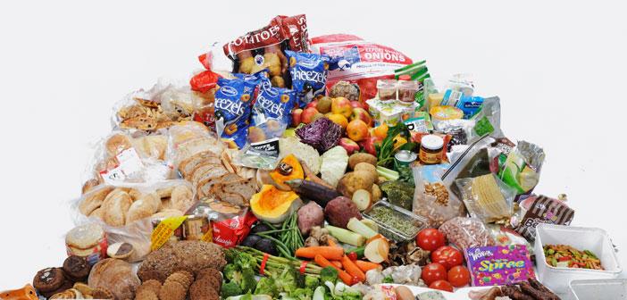 Ponle freno al desperdicio de alimentos