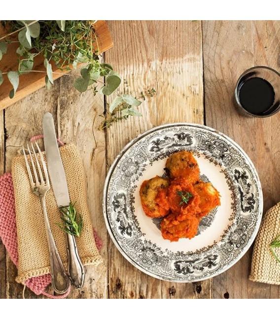 albondigas-veganas-en-salsa-de-tomate