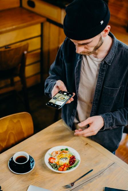 Comida saludable y casera, la última moda