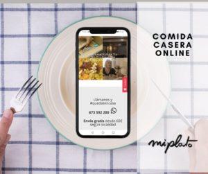comprar comida casera online