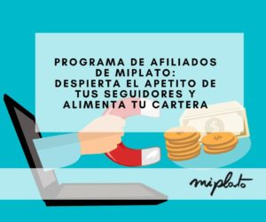 programa de afiliados de Miplato